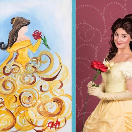 May 25- Belle Paint and Meet