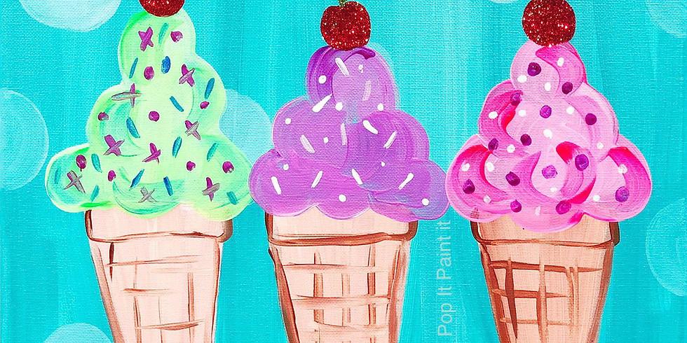 Dec 26- Kids Ice Cream