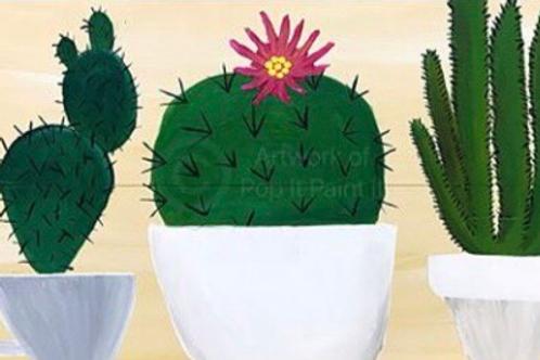 #3- Cactus