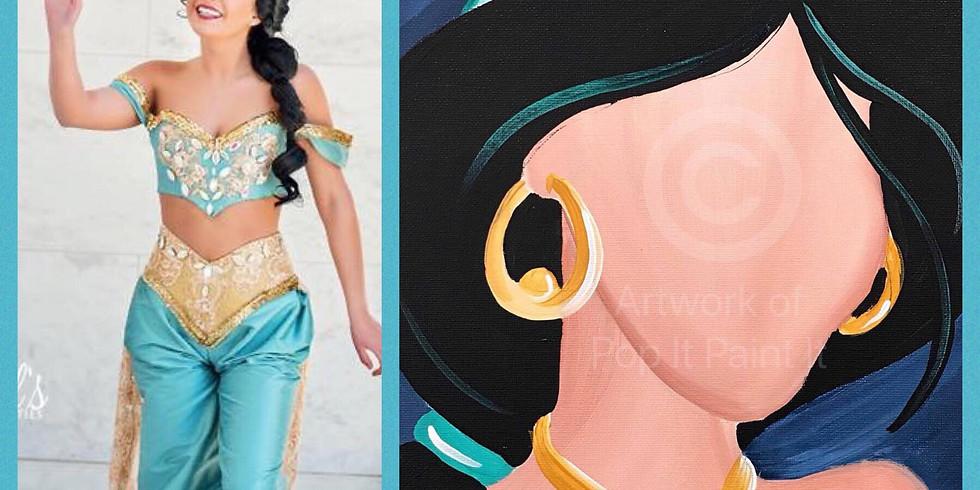 June 18- Jasmine Paint & Meet