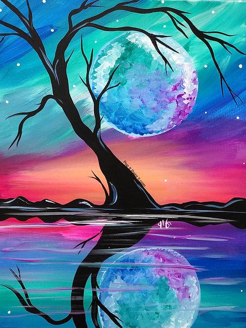 #10- Mystical Tree
