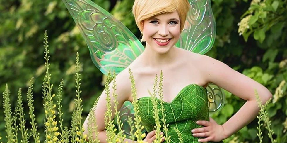 Mar. 15 - Princess Tink Paint & Meet