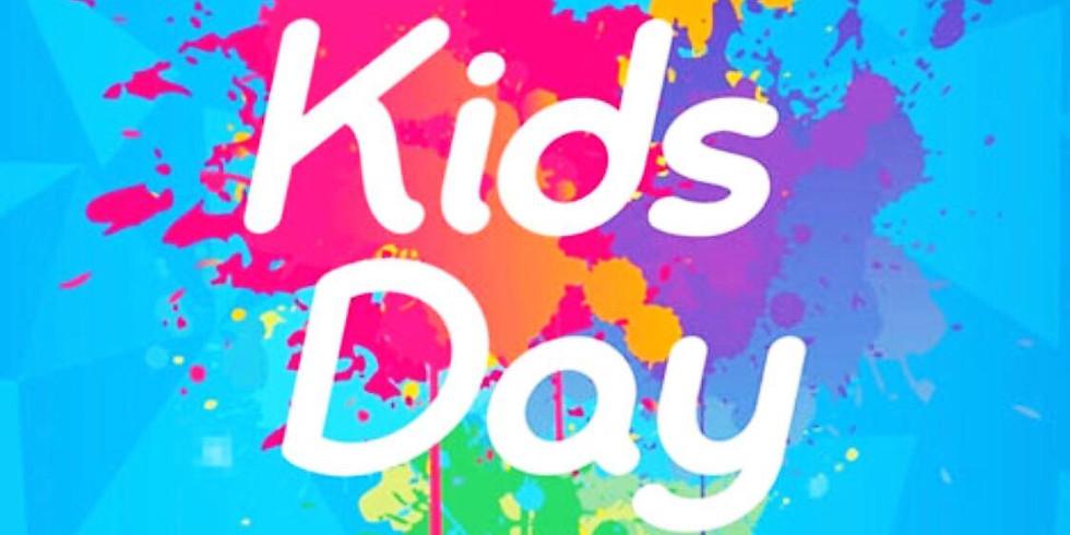 Jan. 2- Kids Open Paint