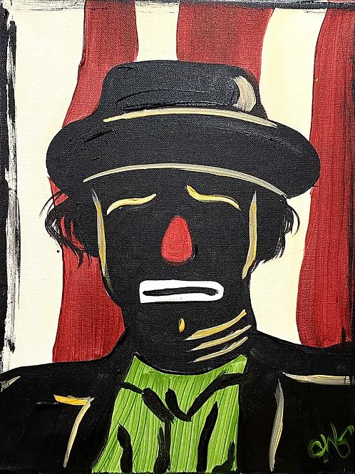 #101- Clown