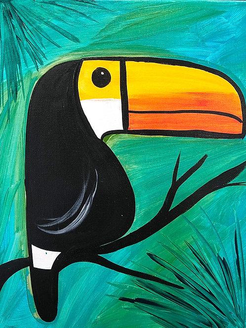 #7- Toucan