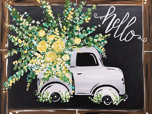 #1- Hello Truck
