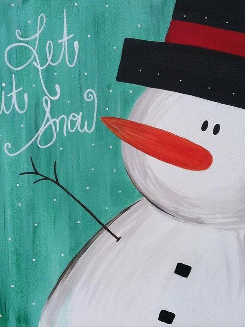 #99- Let It Snow