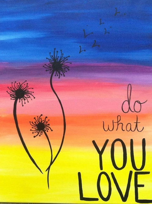 #64- Do What You Love