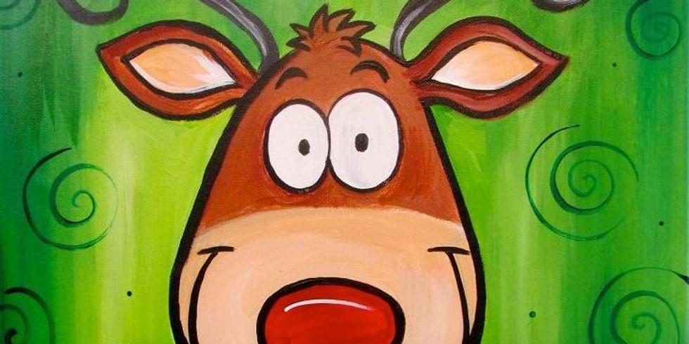 Dec 16- Kids Rudolph