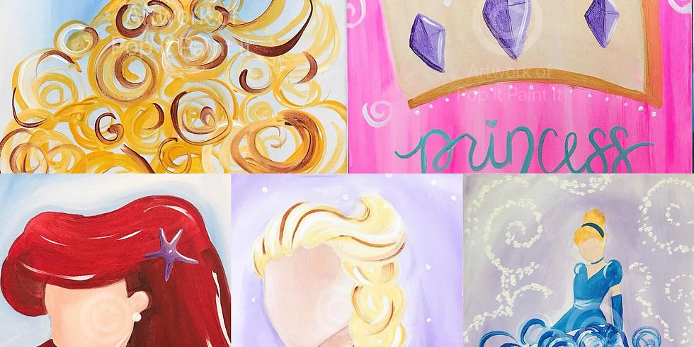 Oct 26- Pick your Princess