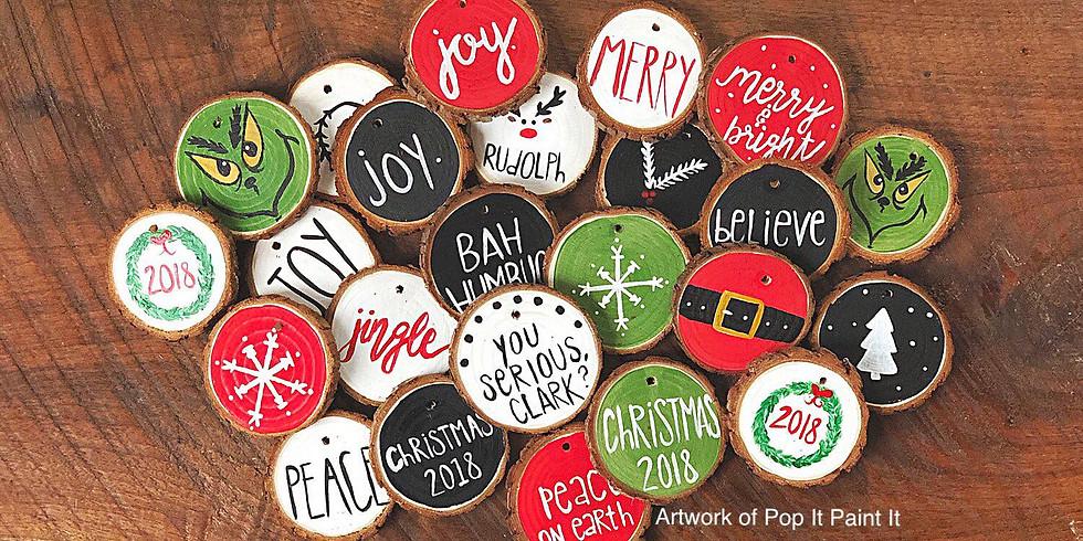 Dec 12- Ornaments