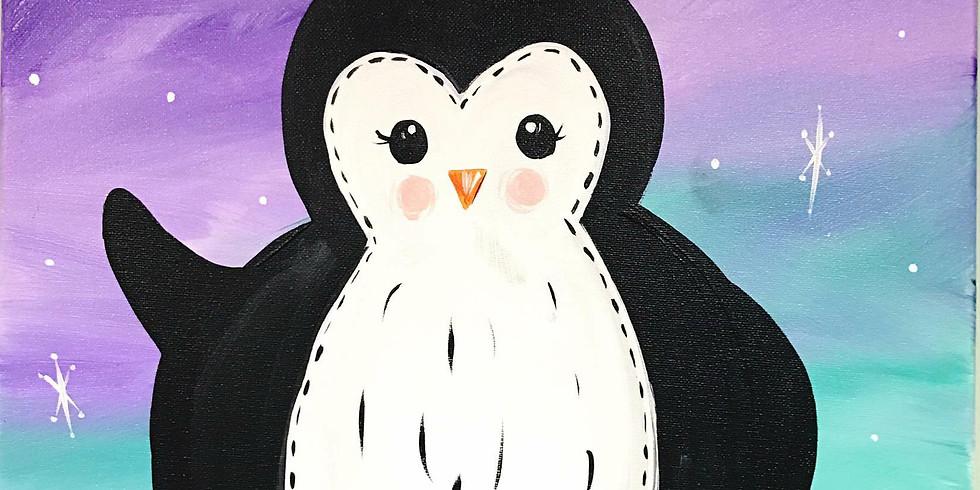 Dec 2- Kids Penguine