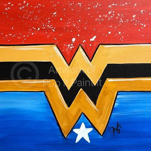 #43- Wonder Woman