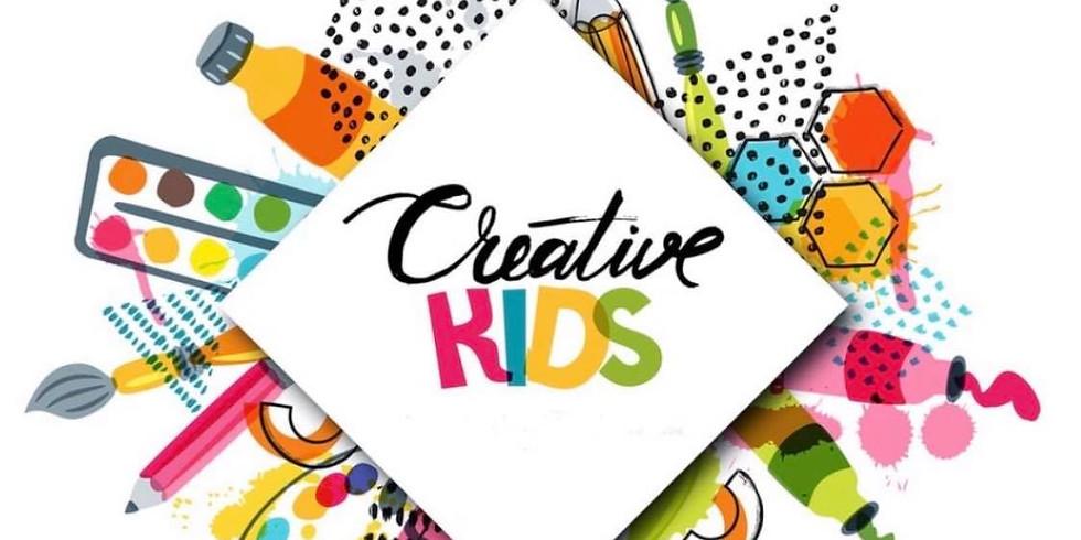 Jan.14- Kids Open Paint