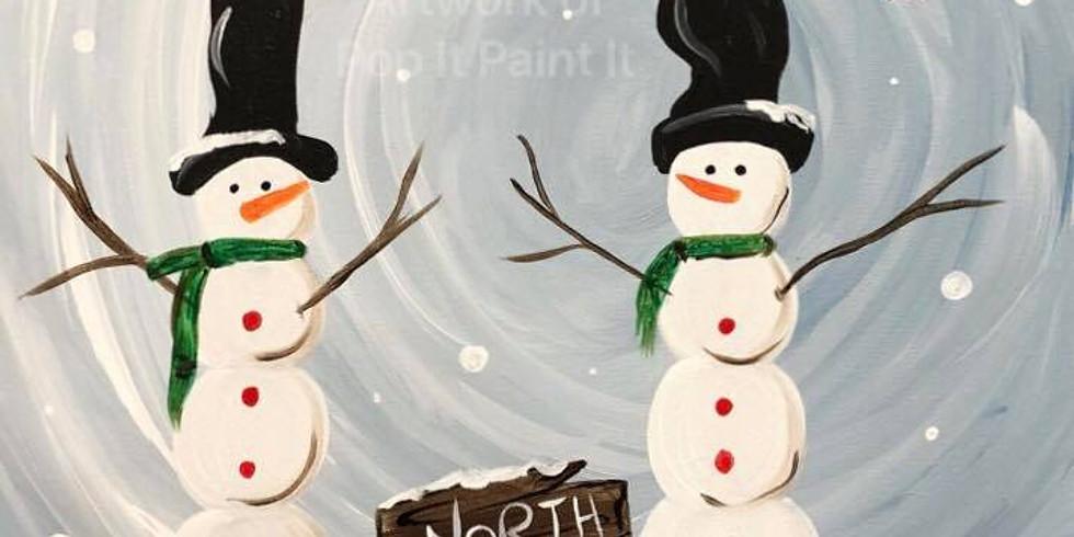 Dec 20- North Pole
