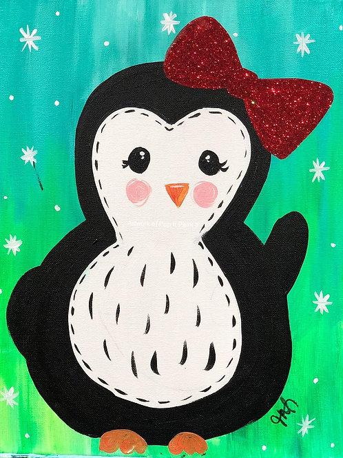 #36- Penguin