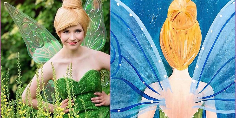 June 5- Princess Tink Paint & Meet