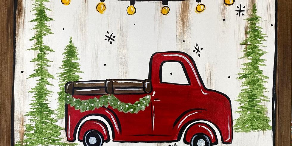 Nov 23- Christmas Truck