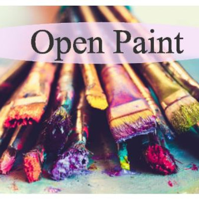 May 21 - Open Paint- Pick your own painting!