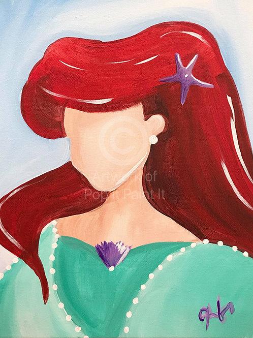 #34- Ariel