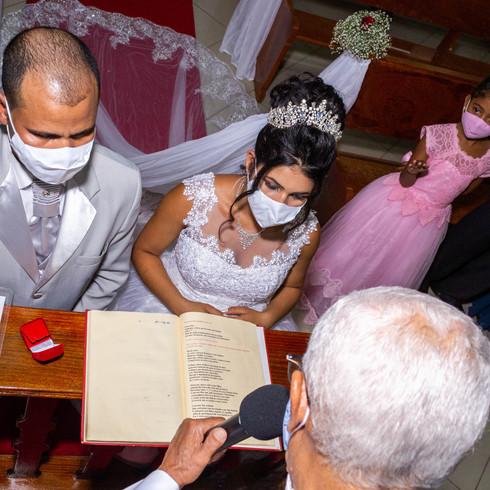 Casamento com padre