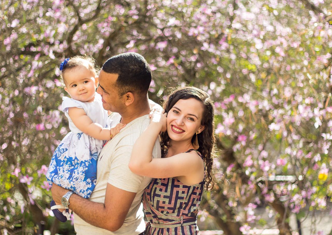 Fotografia em família