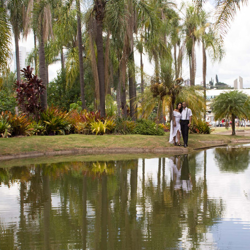 Jardim botânico de Jundiai