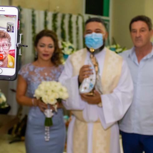Mãe no casamento