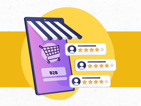 Um marketplace B2B exclusivo para Shopping Centers