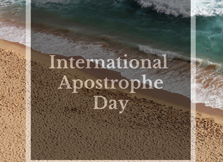 International Apostrophe Day