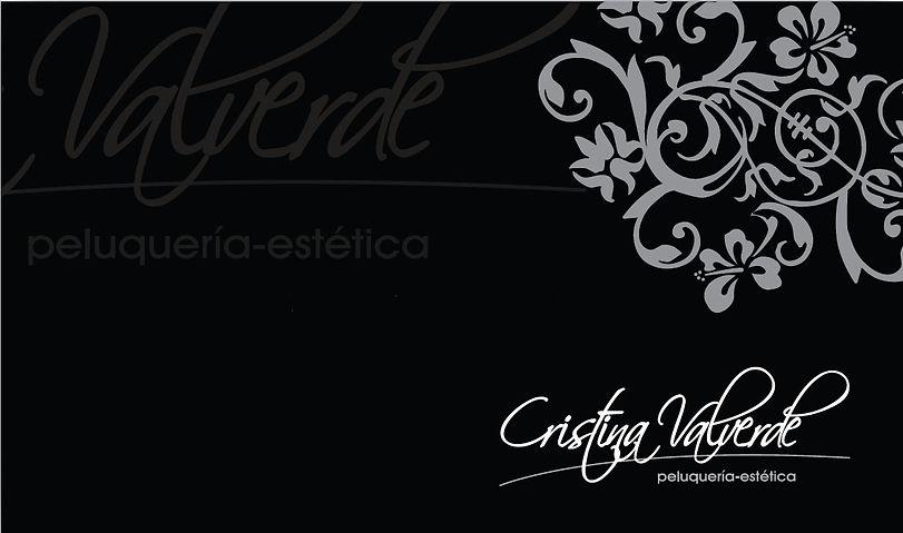logo peluqueria Cristina Valvard
