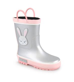 (New) Rabbit Silver Pink