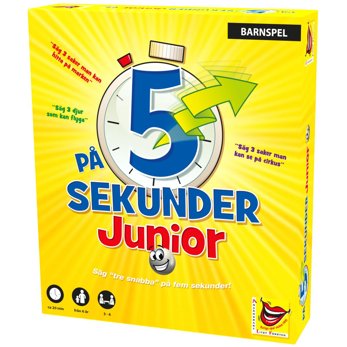 På 5 Sekunder Junior
