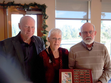 CLBC Sets Record Attendance at Christmas Banquet