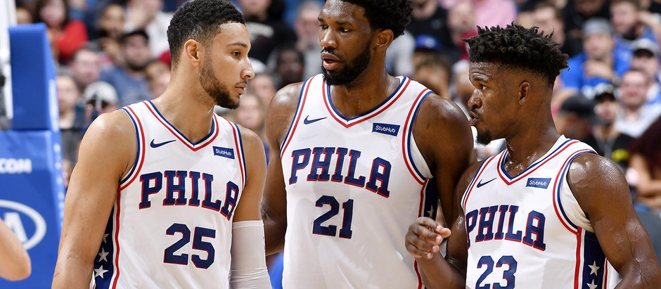 Looming 12-Game Gauntlet Will Give Us a Glimpse Into the Sixers Future.