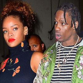 Rihanna and Travis Scott are accused of Spreading STD's by a Porn Star