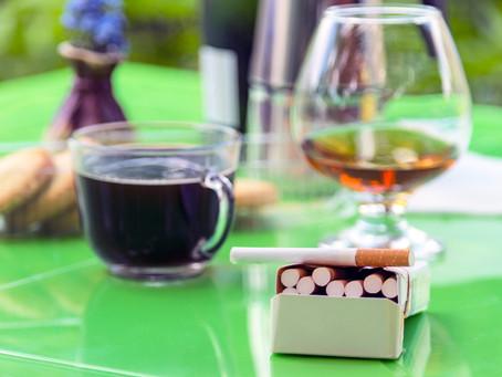 Influence of stimulants