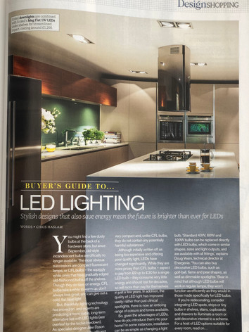 A Buyer's Guide to LED Lighting