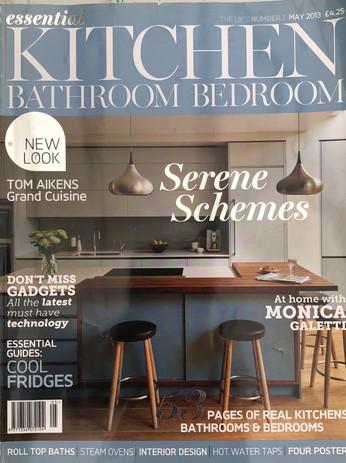 Essential Kitchen Bathroom & Bedroom