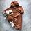 Thumbnail: Облегчённый комбинезон  из футера