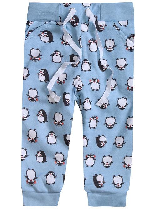 Штаны на кулиске «Озорные пингвины»