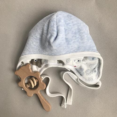 Утепленная шапочка «Солнышко»