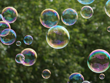 Blowing Bubbles: Monster Activity for Young Kids