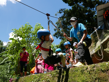 The Zipline: A Learning Tool or Just Fun?