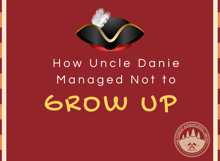 How Uncle Danie managed not to grow up
