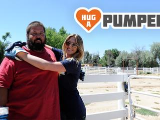 Hug A Pumper for October!