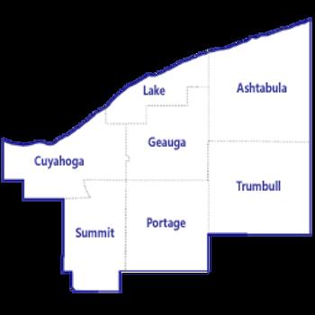 Geauga, Ashtabula, Lake, Portage, Trumbull, Summit, & Cuyahoga county