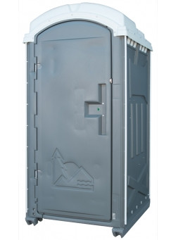 How do you see in a Porta-John at night?!