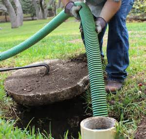 What to expect when the septic tank needs pumping