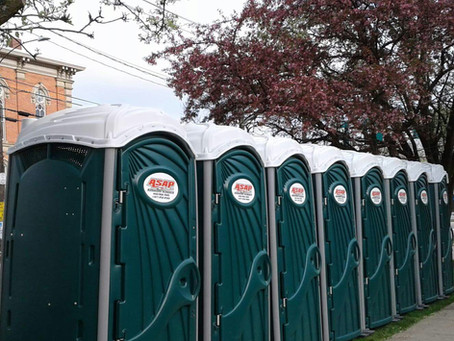 Need a Toilet for Fourth of July? Call us before we are booked out!